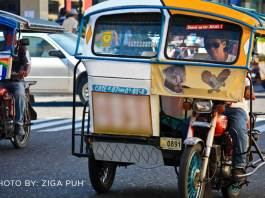 Illegal Tricycles in Dumaguete