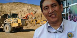 Doc Mark Macias Scrutinizes Quarry Operations
