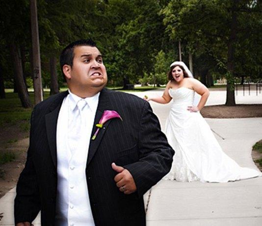 Runaway Bride Groom