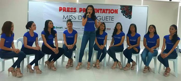 Miss Dumaguete 2017 press presentation 4
