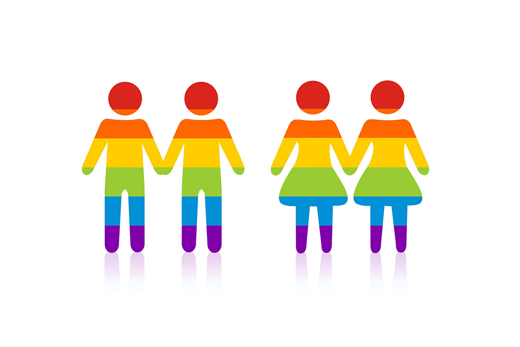 Same Gender Relationship Colors
