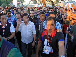 Duterte Summons Mayors