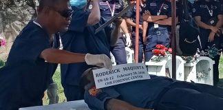 PO2 Roderick Maquinta EJK Victim Dumaguete
