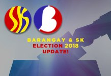 barangay election postponed