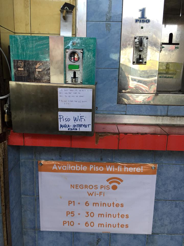 Piso Wi Fi Vending Machine A Self Service Internet Hotspot Paperless Powered By Ado Piso