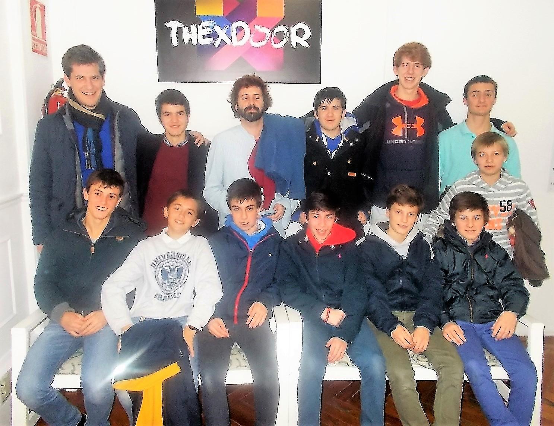Convivencia en Madrid  Asociacin Juvenil Negubide