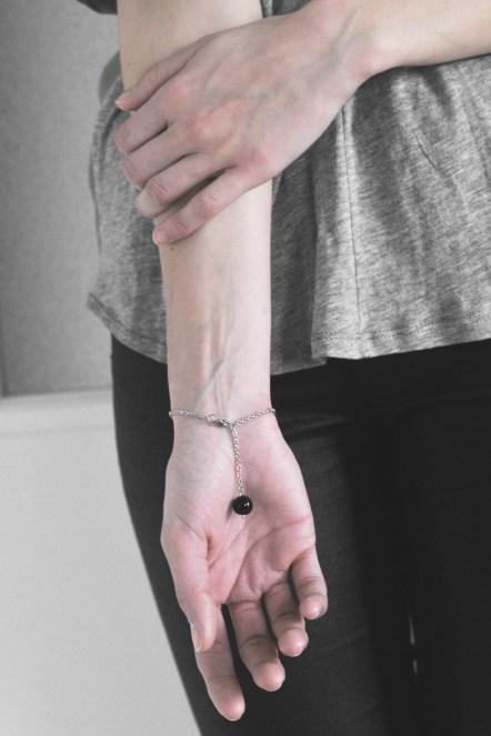 Le bracelet Black Moon à partir de 28 €