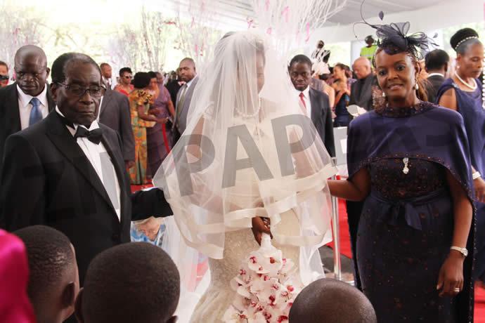 Bona Mugabe wedding in pictures  Nehanda Radio