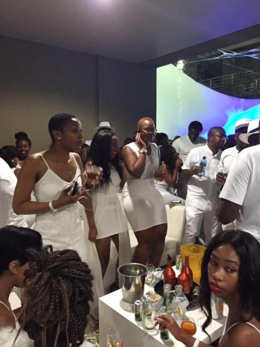 PICTURES from Genius 'Ginimbi' Kadungure all-white party in SA – Nehanda Radio