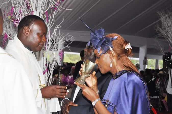More Bona Mugabe wedding pictures  Nehanda Radio