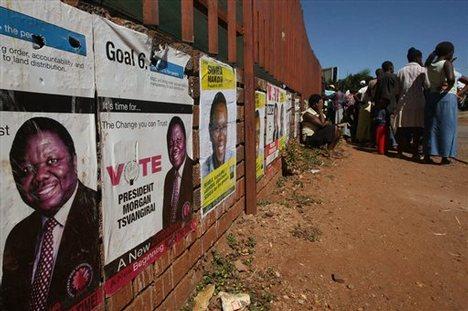 Elections in Zimbabwe