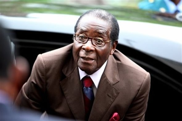 It was only then, when whites began to be killed by Mugabe's mobs that the British began to condemn Mugabe for human rights abuses and to impose travel and economic sanctions on him and his comrades