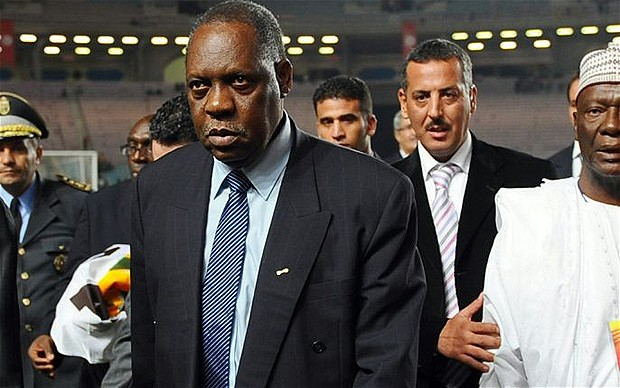 CAF chief: Issa Hayatou
