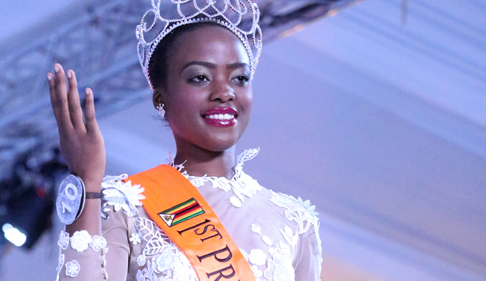 A Hero - Miss Zimbabwe says, I am clean   The Sunday Mail
