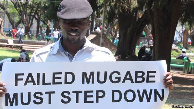 Itai Dzamara prayer rally suspended