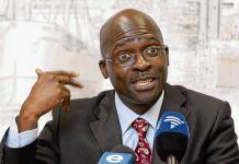 SA Minister of Home Affairs - Malusi Gigaba