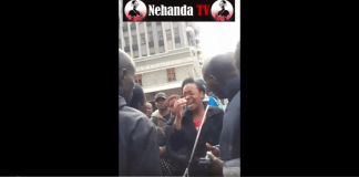 Young woman conned by thieves in Harare