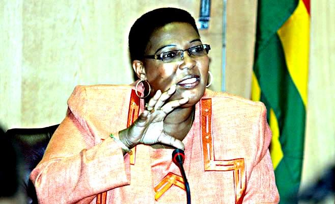 Khupe 'fired' from MDC-T – Nehanda Radio