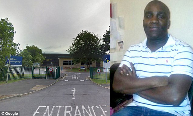Before his arrest Madivani was the subject of sexual complaints by three female staff at The Towers School and Sixth Form Centre in Ashford, Kent, (pictured) where he worked