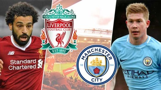 Champions League draw: Liverpool face Manchester City in ...