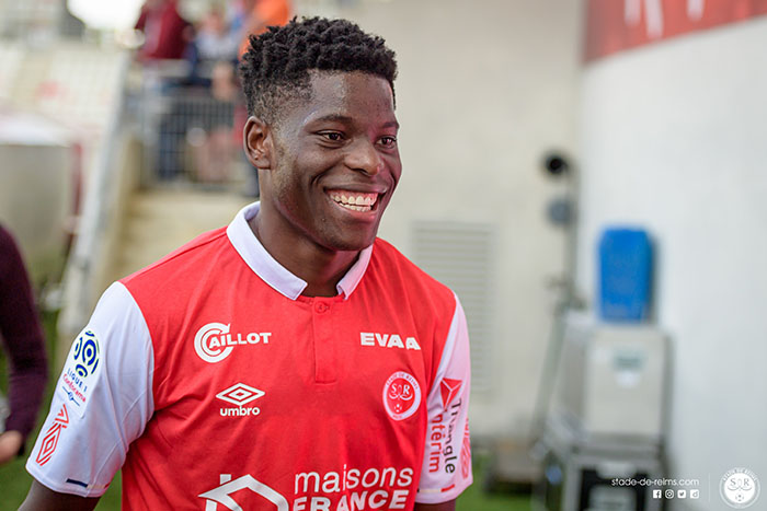 Zimbabwe's Marshall Munetsi gets his chance in Europe with Reims