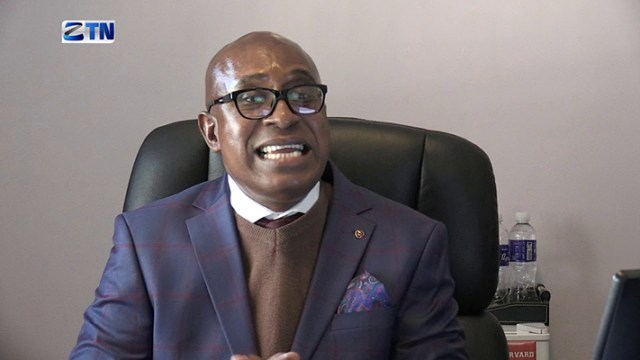 Obert Gutu: I am not going to be involved in any political party politics