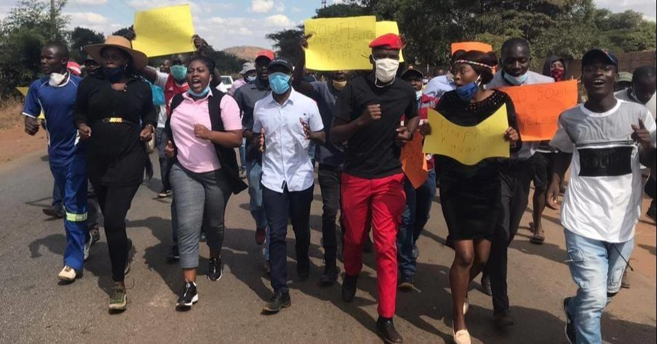 The trio went missing on Wednesday after they had staged an anti-government protest against the poor handling of the coronavirus pandemic in the country.