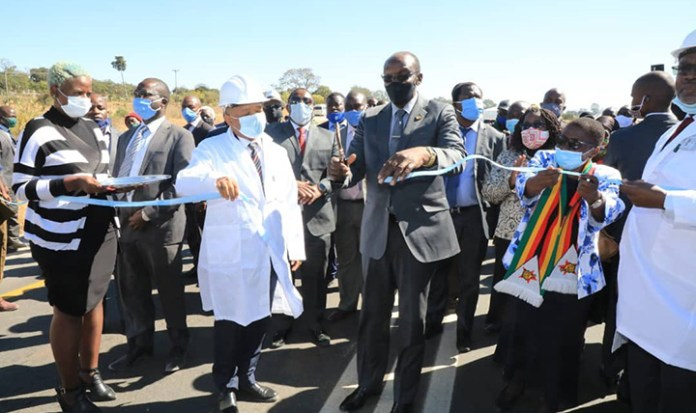 President Emmerson Mnangagwa's government has once again shocked Zimbabweans after Vice President Kembo Mohadi on Wednesday commissioned a 'small' Pembi Bridge in Mvurwi, Mashonaland Central,reportedly constructed using US$1,8 million.