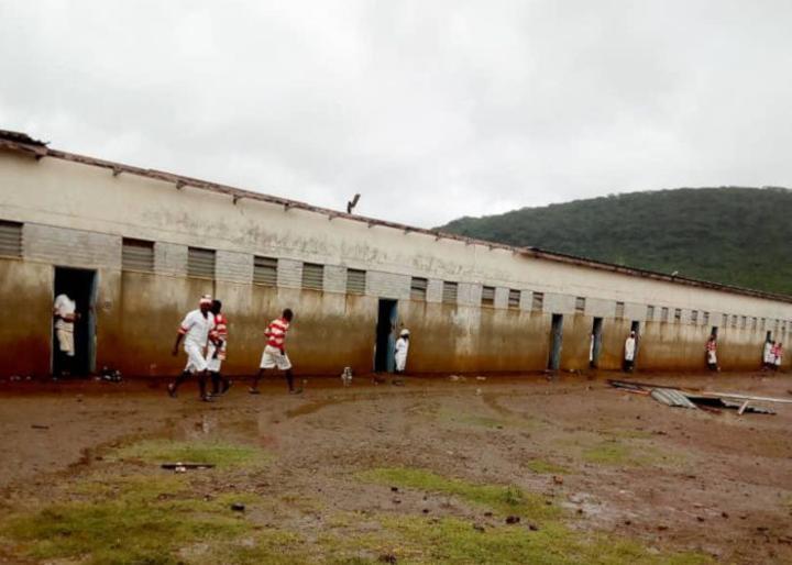 Mutimurefu Prison which is the biggest penitentiary in Masvingo province.