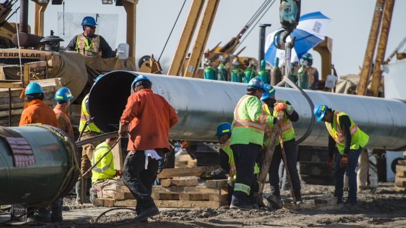 Biden to scrap Keystone XL pipeline permit: Canadian media ...