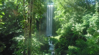 The Tallest Manmade Waterfall
