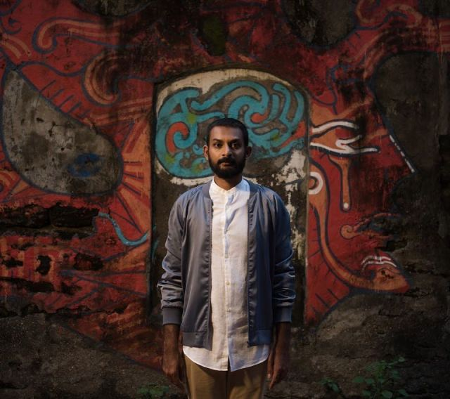 Harshavardhan Kadam, the artist who behind India's largest wall mural