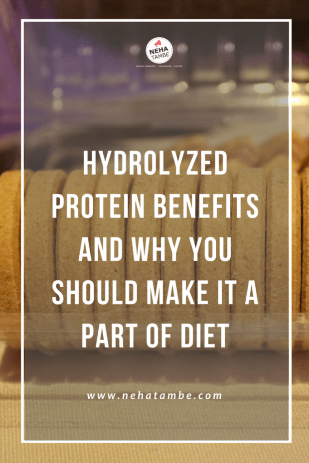 Why hydrolyzed protein is beneficial and how we can use it