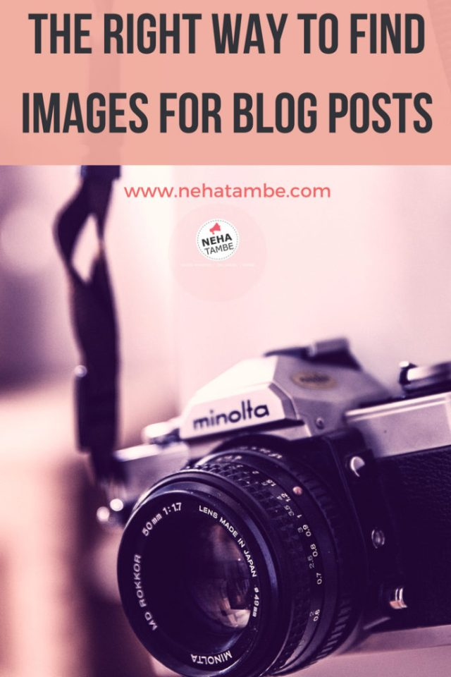 The right way to Find images for blog posts and a list of copyright free images. Listed below are the tips for using photos in blog posts, the correct way to incorporate them and suggestions to protect your images online.