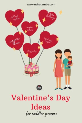 Valentines Day ideas for toddler parents