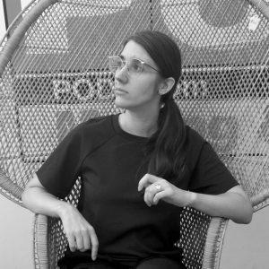 Photograph of Elizabeth Della Zazzera