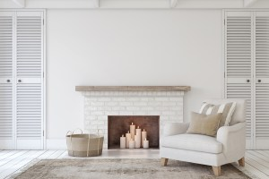 Dressing Your Fireplace For Summer