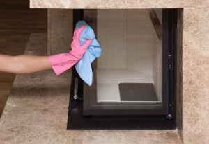 fireplace cleaning and maintenance