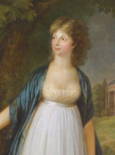 Wilhelm Böttner, Queen Luise of Prussia (1799).