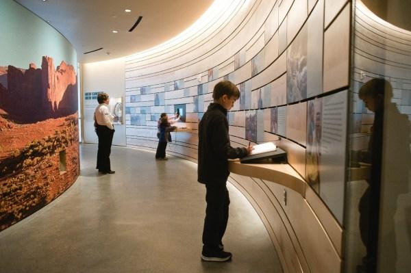Neh Sharing Native American History In Utah