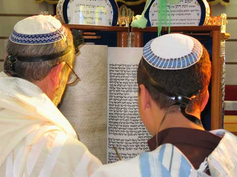 The torah: the soul's voice