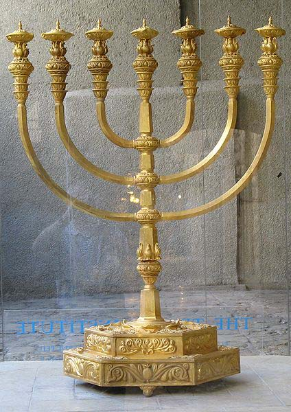 The Menorah: the light of God