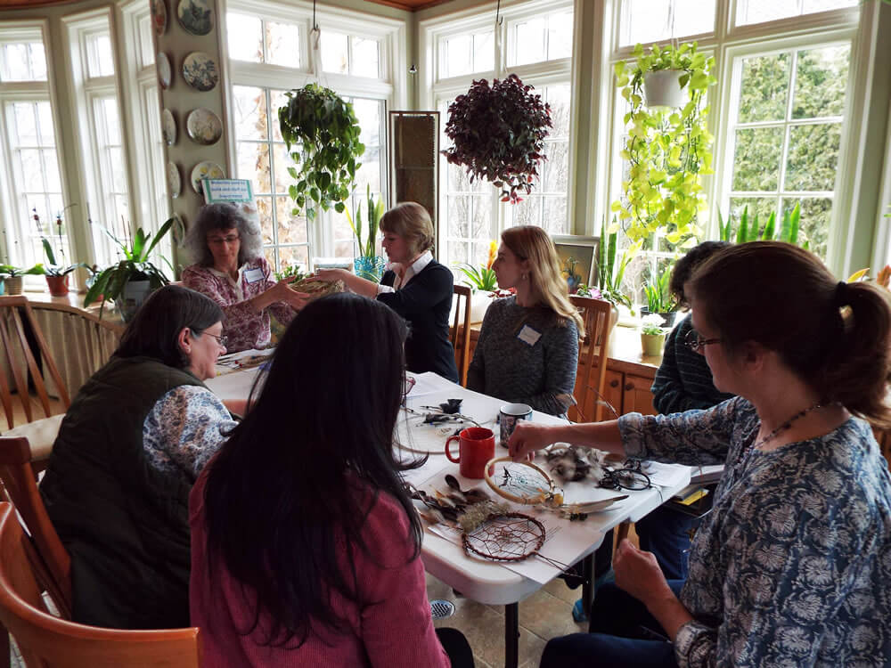 Rye, NY Home Horticultural Therapy Program