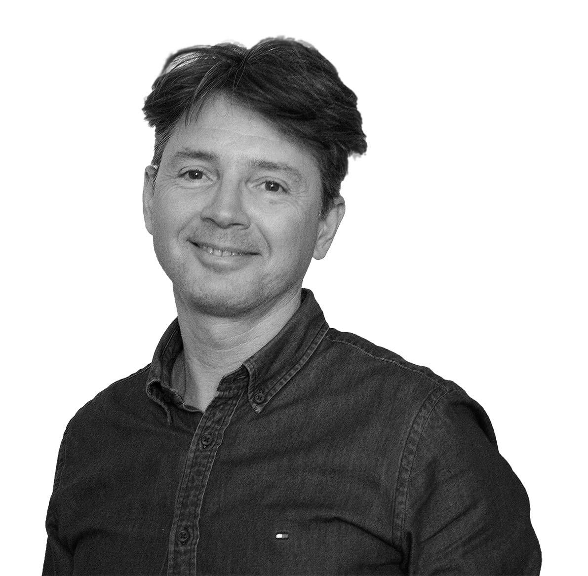 Geschäftsführer Elmar Neiger