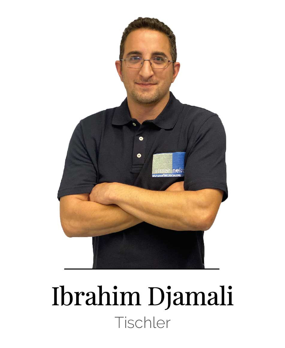 Ibrahim Djamali Team