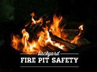 Fire Pit Safety   Cavallo & Signoriello