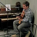 Tommy Davis in SLB studio