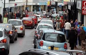 Ballymena shop vacancies increase