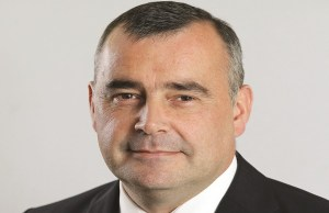 Trevor Magill, Mace sales director