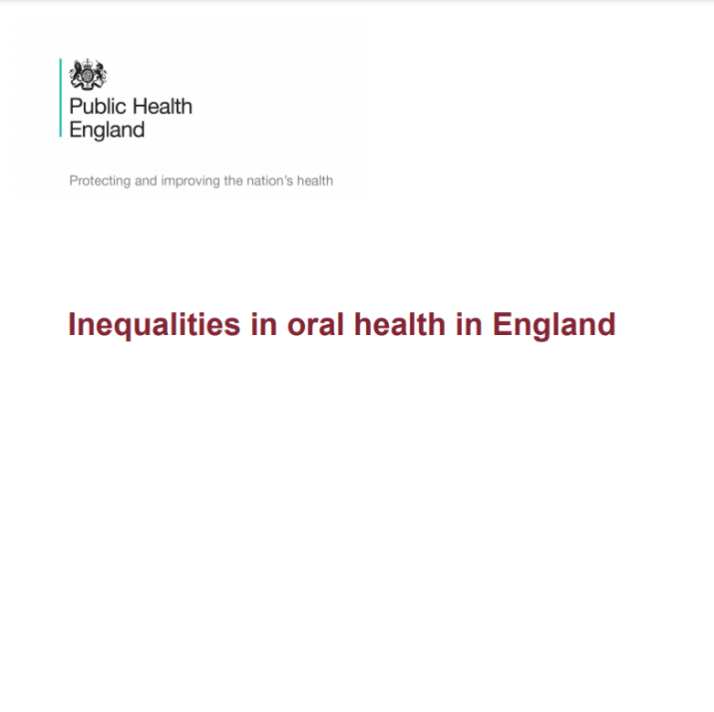 """The Probe: Inequalities in oral health report confirms ''the urgent need to level up access to NHS dentistry"""" – ADG"""
